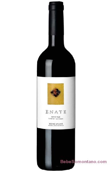 Vino del somontano enate reserva caja de 6 botellas - Botelleros de vino ...